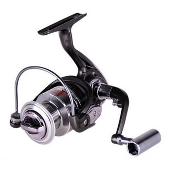 Debao Reel Pancing FK3000 13+1 Ball Bearing - Black
