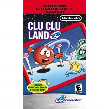 [macyskorea] Nintendo E-Reader Clu Clu Land [Game Boy Advance]/15800081
