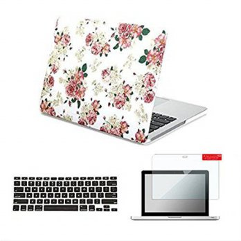 [macyskorea] Se7enline Slim Fit Plastic Hard Case with Silicone Keyboard Cover and Screen /15840212