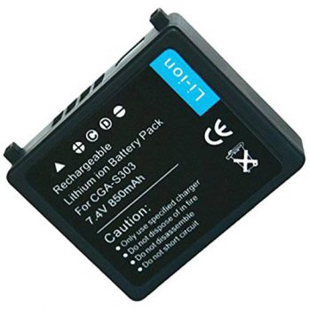 [macyskorea] Amsahr B-CGAS303 Digital Replacement Camera and Camcorder Battery for Panason/15655376