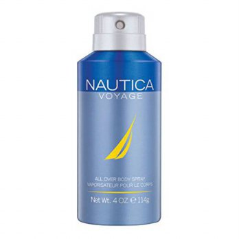 [macyskorea] Nautica Voyage Body Spray, 4 Fluid Ounce/15539443