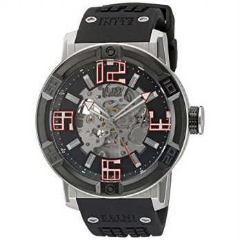 [macyskorea] Elini Barokas Mens ELINI-20025-01-BB Spirit Analog Display Automatic Self Win/16146186