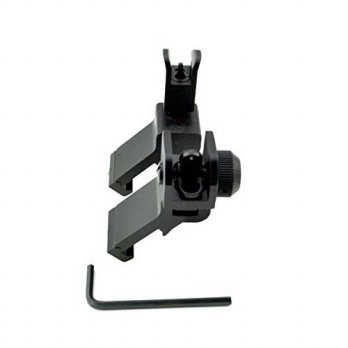 [macyskorea] Sniper MAFRS02 Front & Rear 45 Degree Offset Canted A1 A2 Iron Sights, Black/15655534