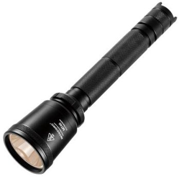NITECORE MT40 Senter LED CREE XM-L U2 960 Lumens - Hunting Kit - Black