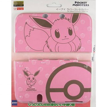 [macyskorea] Amazon Pocket Monsters / Eevee / rubber coat cover for New Nintendo 3DSXL/15800453
