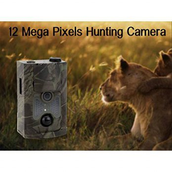[macyskorea] Thinking-Tech 12MP 1080P Scouting Trail Camera 940nm Invisible Infrared Shoot/15773980
