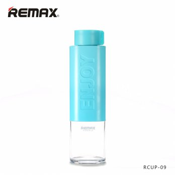 Remax Enjoy Series Water Bottle 530ml - RCUP-09 - Blue
