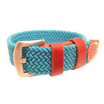 [macyskorea] Wrist And Style W&S Braided Woven Watch Strap Stretch Watch Band - Teal | 20m/15781014