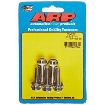 [macyskorea] ARP 6121000 Stainless Steel 5/16-18 12-Point Bolts - Pack of 5/14241202
