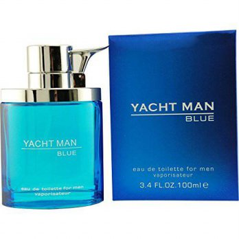 [macyskorea] Yacht Man Blue By Puig Eau-de-toilette Spray, 3.4 Ounce/15527997