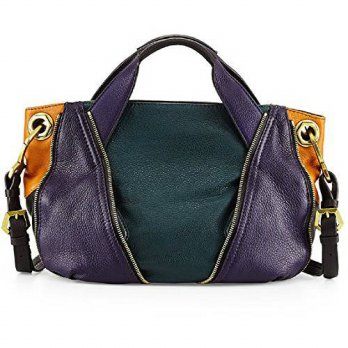 [macyskorea] OrYANY orYANY Lian Satchel Multi Teal Multi Leather Convertible MA036/13693430