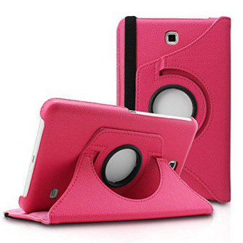 [macyskorea] Infiland Samsung Galaxy Tab 4 7.0 Case, PU Leather 360 Rotating Stand Case Co/15643487