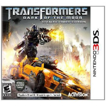 [macyskorea] Activision Transformers: Dark Of The Moon - Nintendo 3DS (Stealth Force)/15800402