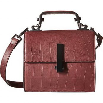 [macyskorea] KENDALL + KYLIE Womens Mini Minato Satchel, Red Plum, One Size/13326573
