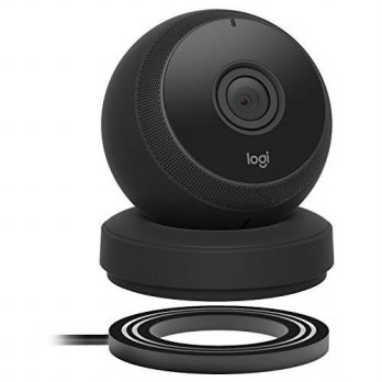 [macyskorea] Logitech Circle Wireless HD Video Security Camera with 2-way talk - Black - (/15773856