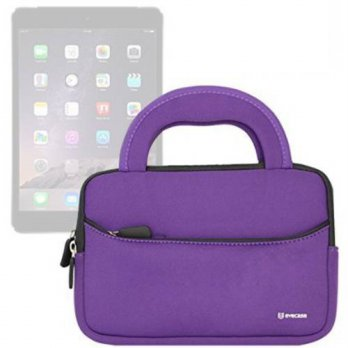 [macyskorea] iPad Mini 4 Sleeve, Evecase UltraPortable Handle Carrying Portfolio Neoprene /15644790