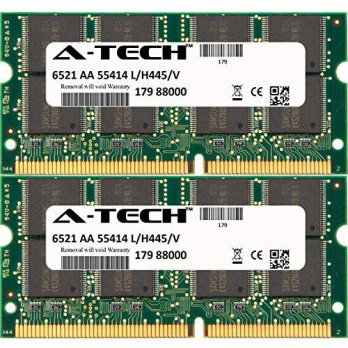 [macyskorea] A-Tech Components 1GB KIT (2 x 512MB) For Dell Inspiron Notebook Series 4100./16128926