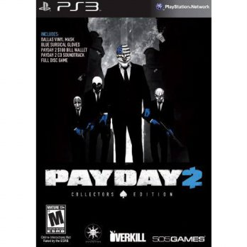 [macyskorea] 505 Games Payday 2 (Collectors Edition) - Playstation 3/15894493