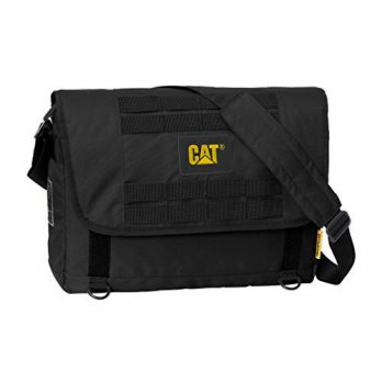 [macyskorea] Caterpillar Combat Messenger Bag, Black/13777722