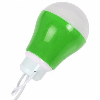 Lampu Bohlam LED Mini - Green