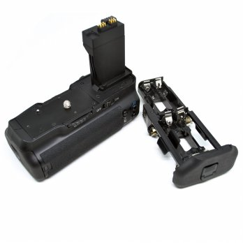 Battery Grip for Canon EOS 550D/600D/650D/700D - Black