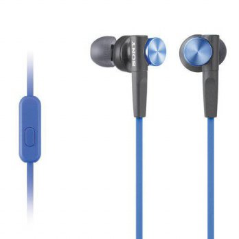 [macyskorea] Sony Premium Lightweight Extra Bass Earbud Headphones with In-line Microphone/14588259