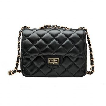 [macyskorea] Ilishop ilishop Womens Fashion Shoulder Bag Quilting Chain Cross Korean Ladie/14568361