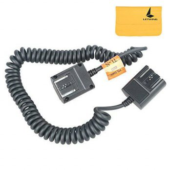 [macyskorea] Godox TTL Off Camera Hot Shoe Flash Sync Cable Cord For Sony Speedlite (TTL-S/15657463