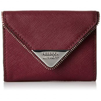[macyskorea] Rebecca Minkoff Molly Metro Wallet, Tawny Port, One Size/13712599
