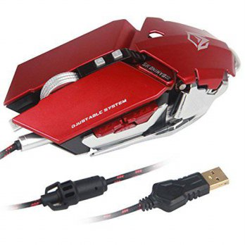 [macyskorea] MEETiON Transformers Gaming Mouse 4000 DPI 10 Buttons Mechanical Switch M985 /15801369