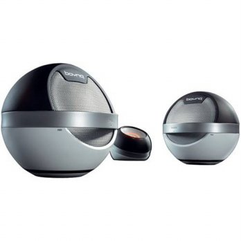 [macyskorea] Boynq LESAMEDIHM LE Samedi Stereo Speakers with Amplifier (Black)/15651399