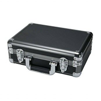 [macyskorea] SRA Cases EN-AC-RB-340 Gun Metal Aluminum Hard Case13.4 x 9.5 x 4.7, Grey/14254064