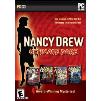 [macyskorea] Atari Nancy Drew Ultimate Dare Bundle (4 Games in 1)/15801257