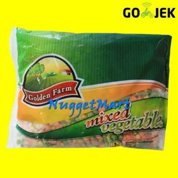 Golden Farm Mixed Vegetables 1 kg