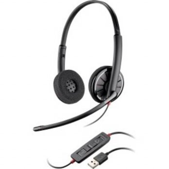 [macyskorea] Generic Plantronics Blackwire C320-M Headset - Stereo - USB - Wired - Over-th/15700715