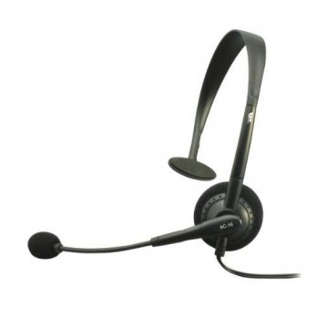 [macyskorea] Cyber Acoustics Monaural PC Headset with Microphone (AC-16)/15700737