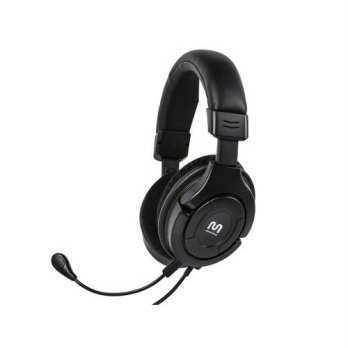[macyskorea] Monoprice Amplified Gaming Headset for Wii U, Xbox 360, PS3 and PC - (109770)/15700649