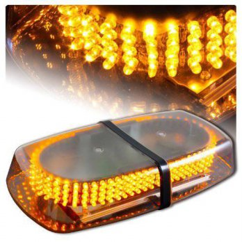 [macyskorea] ZHOL New Bright Amber 240-LED Strobe Light Warning Emergency Flashing Car Tru/14513315