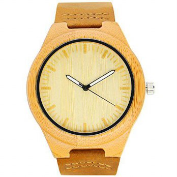[macyskorea] IBigboy iBigboy King Wooden Watch Fashion Leather Quartz Watch IB-1600Ca/15781729
