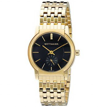 [macyskorea] Wittnauer Womens WN4049 16mm Stainless Steel Gold Watch Bracelet/15819138