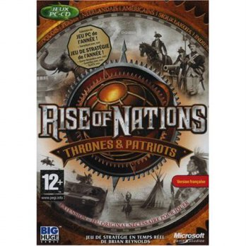 [macyskorea] Microsoft Rise of Nations: Thrones & Patriots (French Version)/15858840