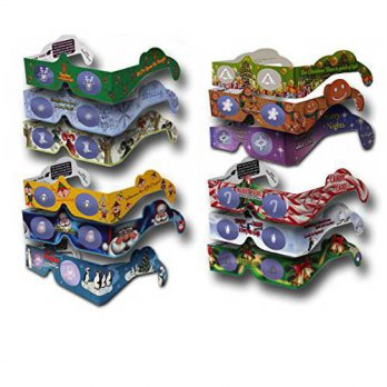 [macyskorea] 3Dstereo Holiday Eyes Glasses 3Dstereo Holiday Eyes - 12 pairs of Glasses - 1/15776949