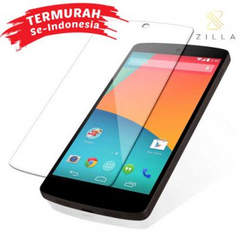 Zilla 2.5D Tempered Glass Curved Edge 9H 0.33mm for Nexus 5