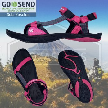 PROMO Sandal Gunung Outdoor Pro Original - Hiking - Travelling Wanita