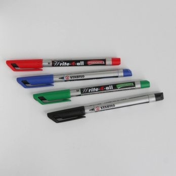 STABILO Paket Marker / Spidol Write-4-all - MultiColor