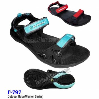 Sandal Gunung - Outdoor Gaia (Women Series)