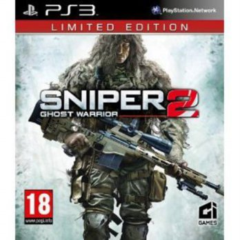 [macyskorea] Namco Sniper Ghost Warrior 2 - Limited Edition (PS3) (UK IMPORT)/15552795