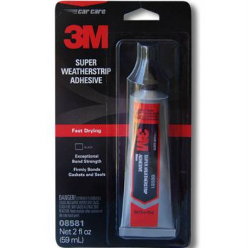 [macyskorea] 3M 08581 Black Super Weatherstrip Adhesive Tube - 2 oz./14511703