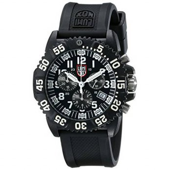[macyskorea] Luminox Mens 3081 Evo Navy SEAL Chronograph Watch/15812172