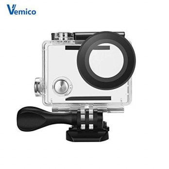 [macyskorea] Vemico GoPro 4/3 Housing Waterproof - Replacement Underwater Protective Housi/15853697